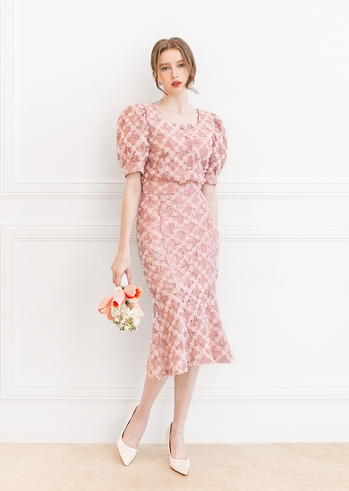 Blossom Two-piece (Pink)