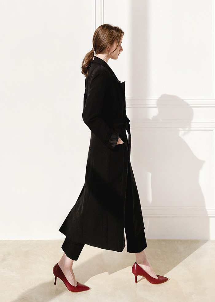 Slim Long Coat