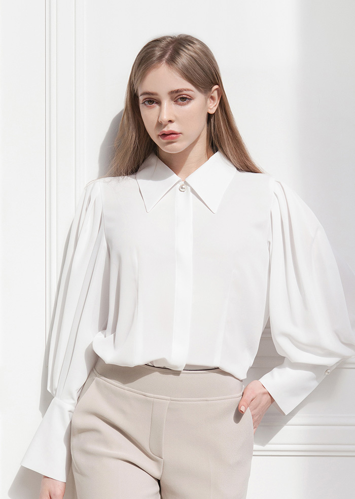 Bella Puff Blouse